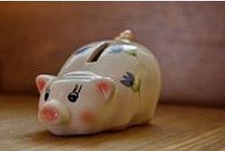 WIR piggy bank