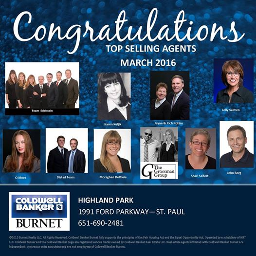 Top Selling Agents